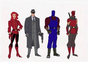 Vigilante City