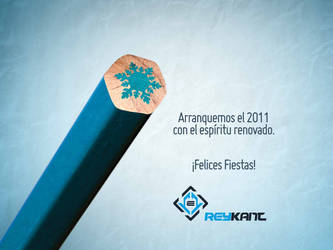Felices Fiestas by reykant