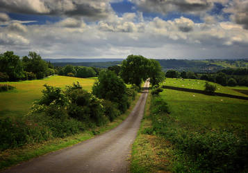 Rural Road by lucias-tears