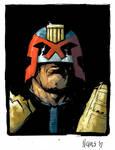 Judge Dredd - Colour