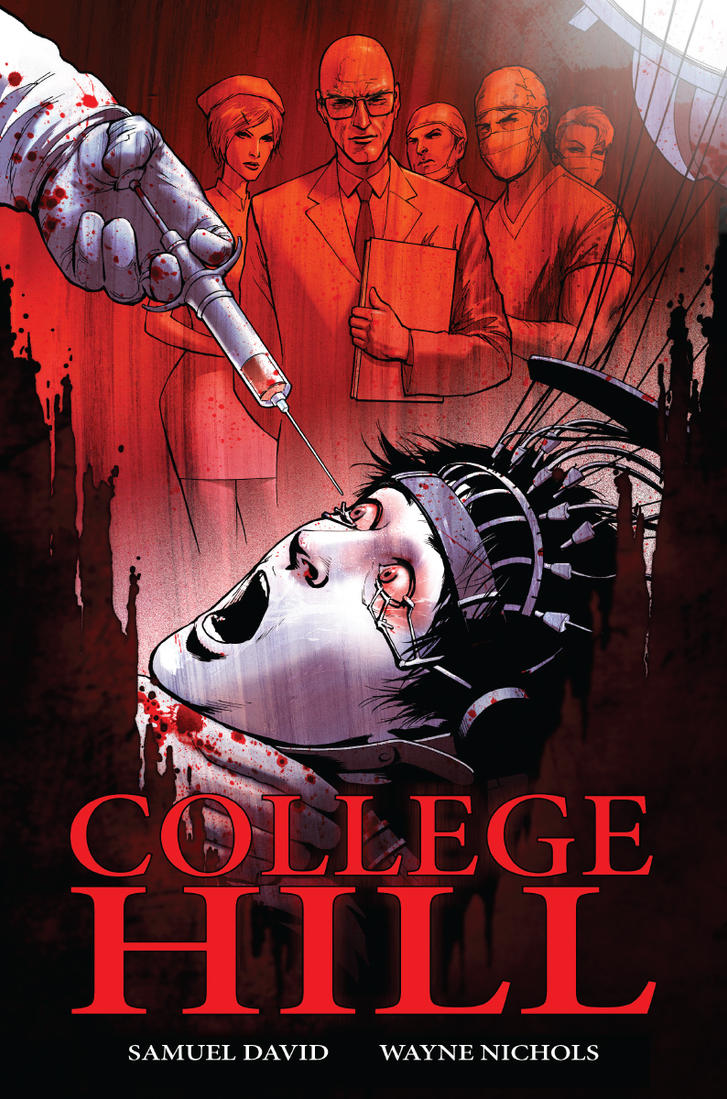 College Hill Front Cover by FlowComa