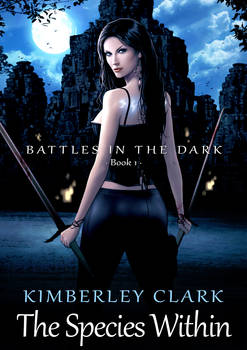 Battles in the Dark - Book 1 Cover Artwork