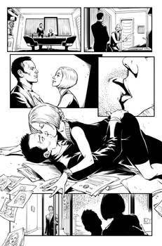 Orphan Black #5 page 15