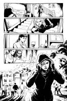 Orphan Black #5 page 20 by FlowComa