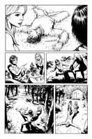 Orphan Black: Helsinki #1 page 4 by FlowComa