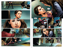 Orphan Black Deviations #1 by FlowComa