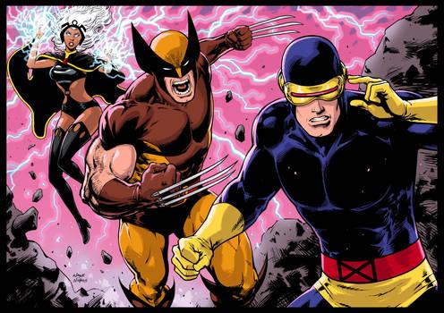 Journey of Heroes: X-Men
