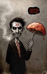 Wormwood - Gentleman Corpse by FlowComa