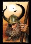 Odin by FlowComa