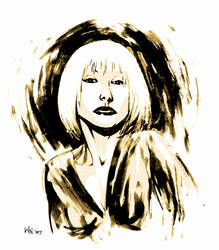 Tori Amos by FlowComa