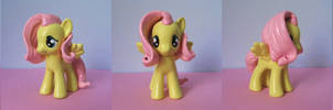 Molded Fluttershy Version 2