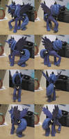 Molded Custom Luna by Amandkyo-Su