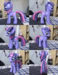 Molded Custom Twilight Sparkle