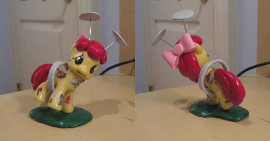 Cutie Pox Apple Bloom Custom by Amandkyo-Su