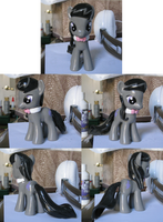 Molded Octavia Custom by Amandkyo-Su