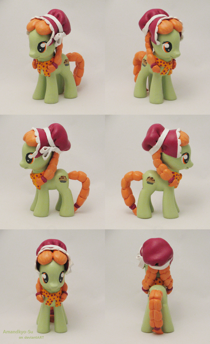 Young Granny Smith Custom by Amandkyo-Su