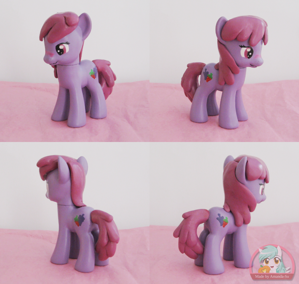 Berry Punch Custom by Amandkyo-Su