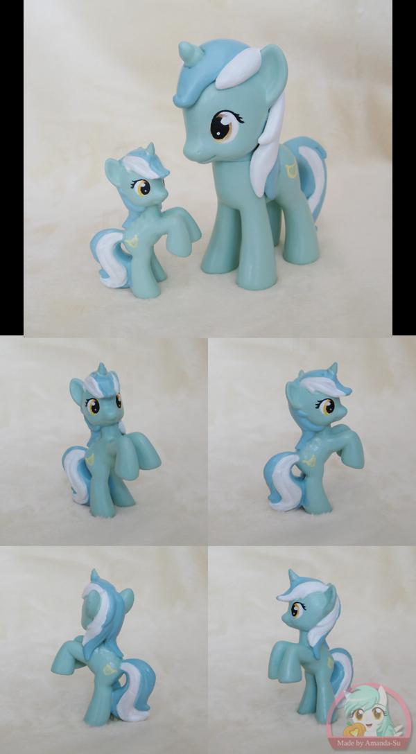 Lyra Blind Bag Custom by Amandkyo-Su