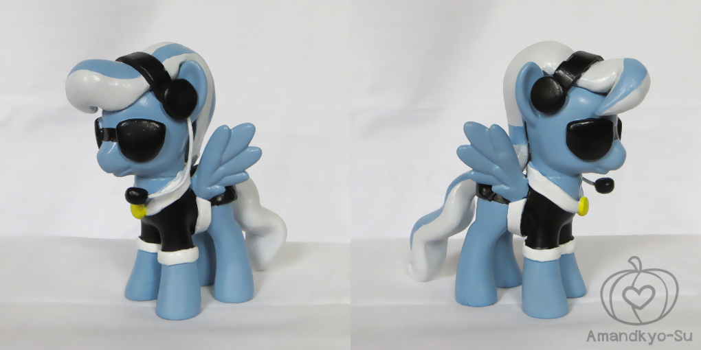 Madden Custom Pony by Amandkyo-Su