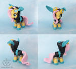 Dangerous Mission Fluttershy Custom