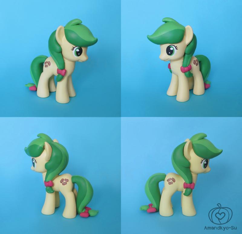 Apple Fritter Custom by Amandkyo-Su