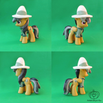 Daring Do Custom