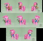 Wonderbolts Academy Pinkie Pie Custom