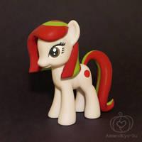 Japan PonyCon Mascot - Poniko by Amandkyo-Su