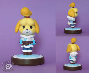 Isabelle Mei Outfit Custom Amiibo
