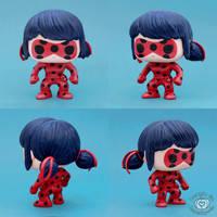 Miraculous Ladybug Custom Funko Pop (REUPLOAD)