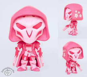 Reaper Custom Funko - Sakura Skin