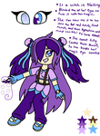 Contest Entry - Seedrian Redesign (xLunarSurgex) by KateTheRaccoon