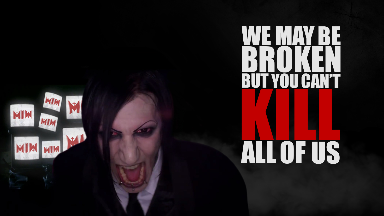 Motionless in White Wallpaper by ToneShifter Motionless in White Wallpaper  by ToneShifter