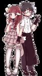 [C] Ren and Kaori