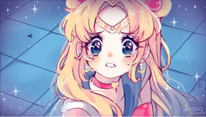 [Fanart] Sailor Moon