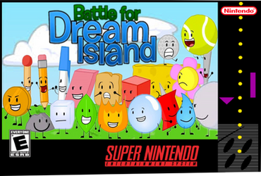 If Battle for Dream Island was on SNES by MrJason200
