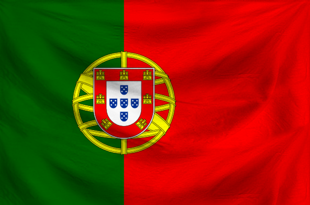 Portugal, flag by Sonasche