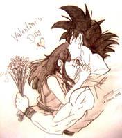 Valentine's day Chichi! by ZenssaypimI