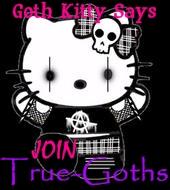 True-Goths Banner Four by SythTrunn