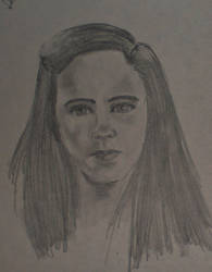 A Study of Sarah I by kibasgirl4ever