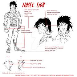 Noble Ligh Model Pack