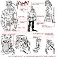 Leander Model Pack