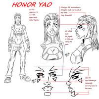 Honor Yao Model Pack