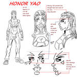 Honor Yao Model Pack