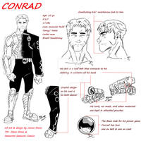 Conrad Ronin Model Pack