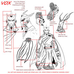 Vox Model Pack