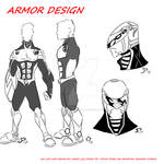 Armor Design Model Pack