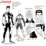 Chane Model Pack