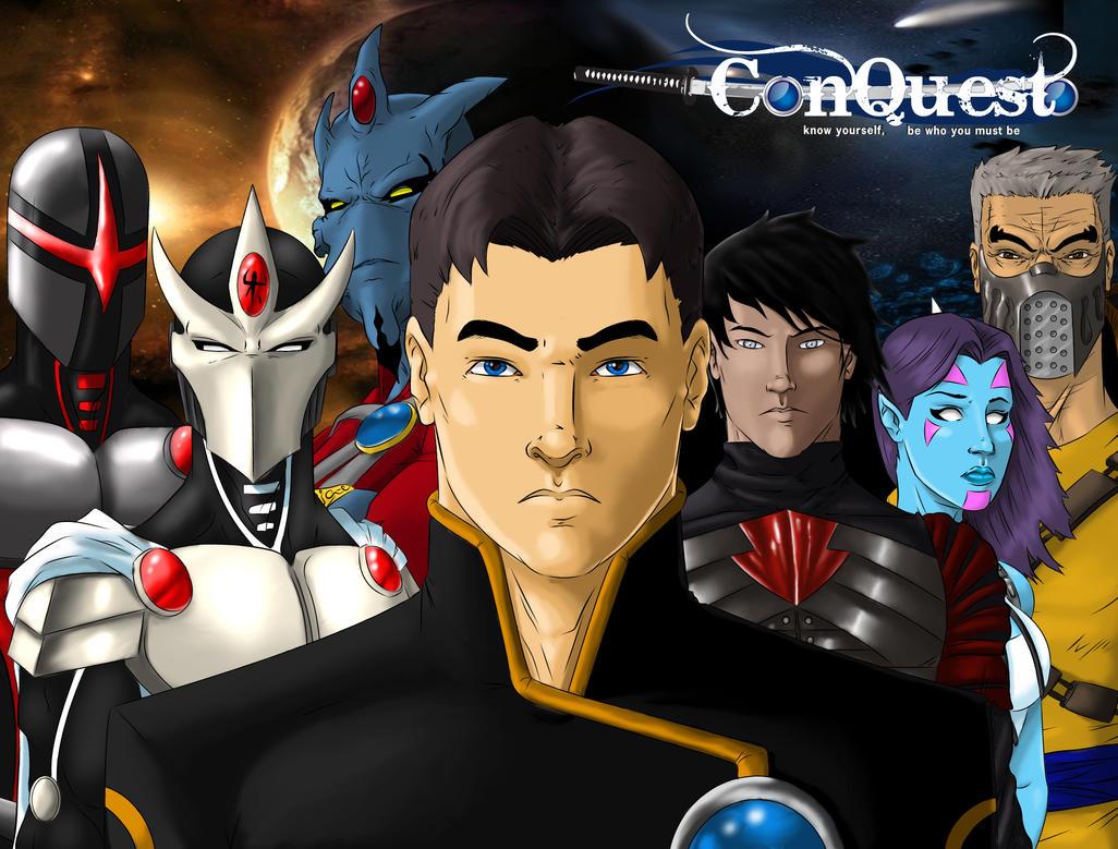 Conquest by artoftheimmortal