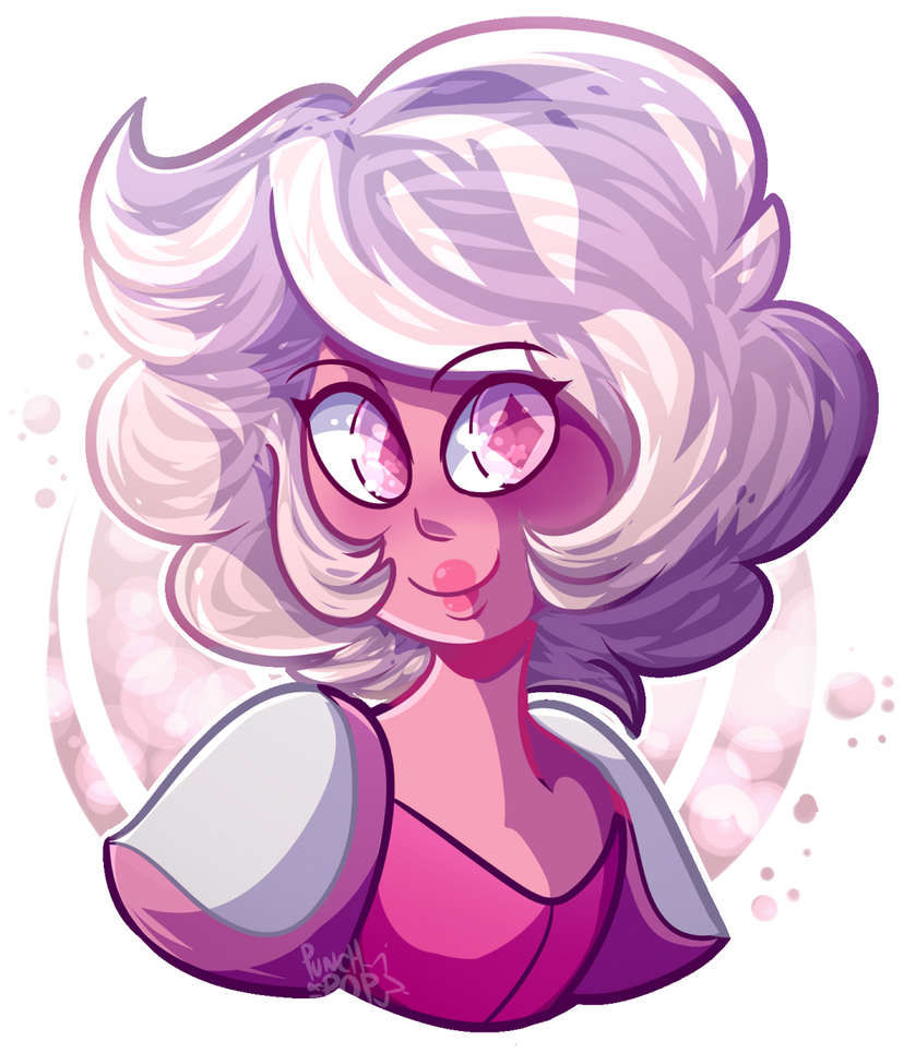 hEY IM NOT DEAD I've just been struggling with my art a bit lately but djbsvjkdbKHF HERE'S SOMETHING I've been wanting to draw Pink Diamond ever since her reveal just to get to draw the magnificent...